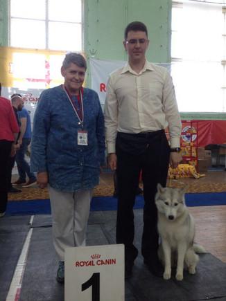 Новые победы Хасквишер в Мурманске