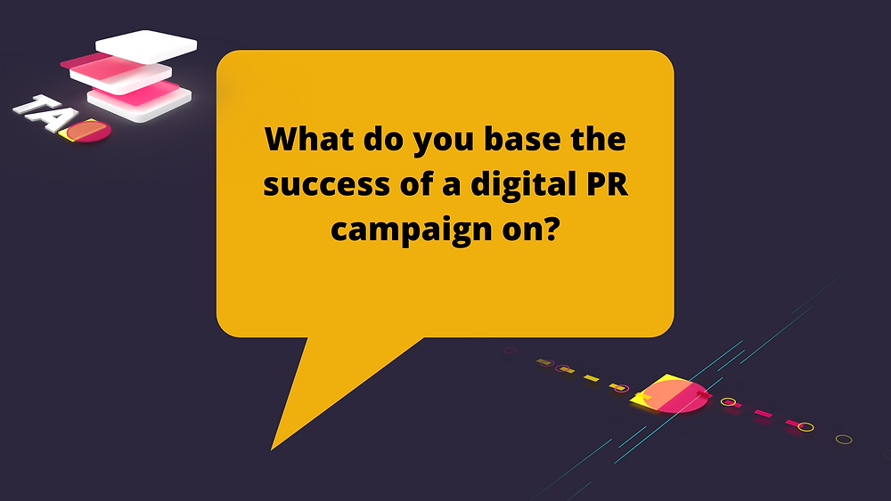 digital PR success