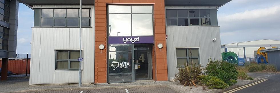 WiX SEO Guy Office
