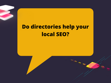 Do directories help your local SEO?