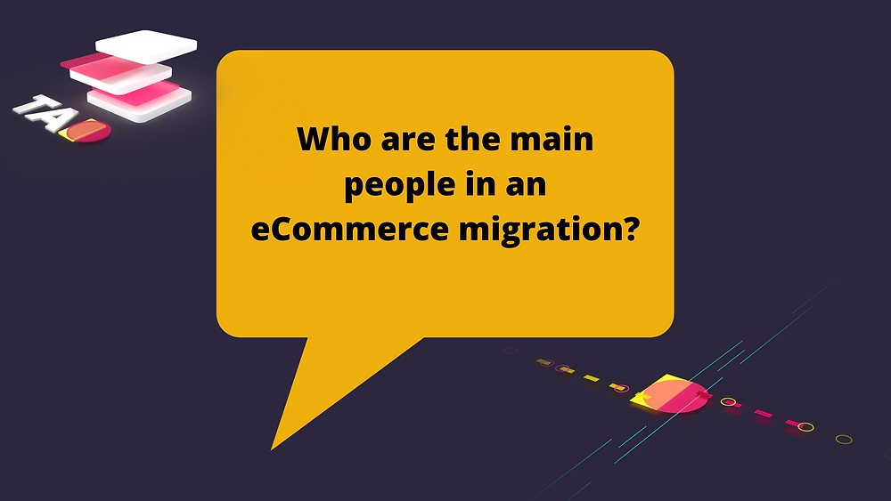 ecommerce migration team