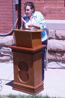 Pamela Nelson, Zions Lutheran Church