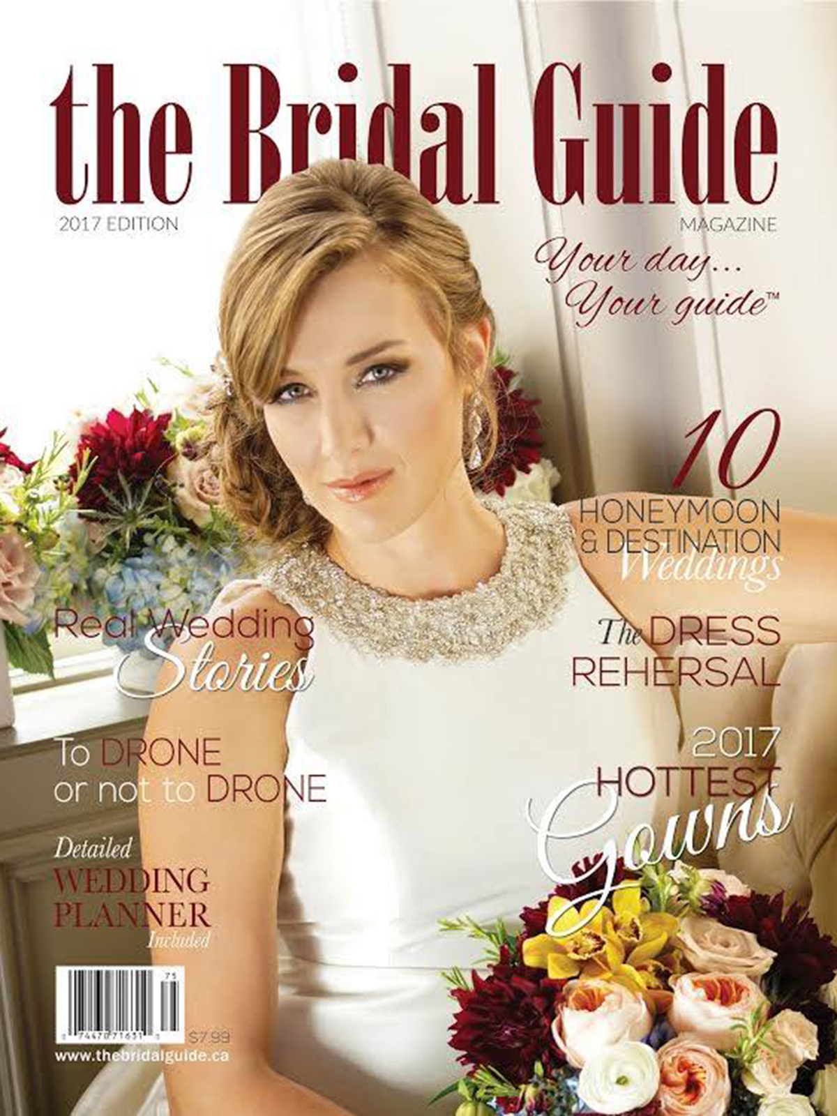 The Bridal Guide Cover