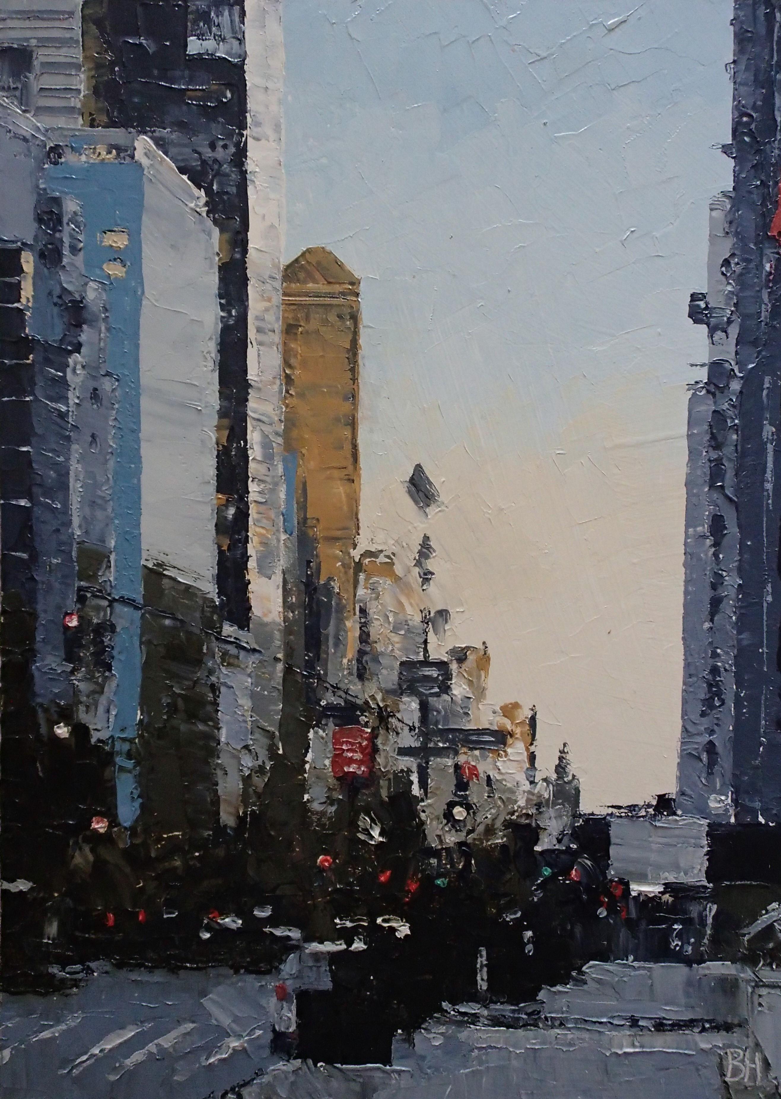 Clear Sky - New York City