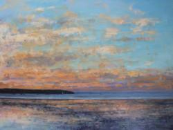 Sailing at Sunset, Sandbanks 105