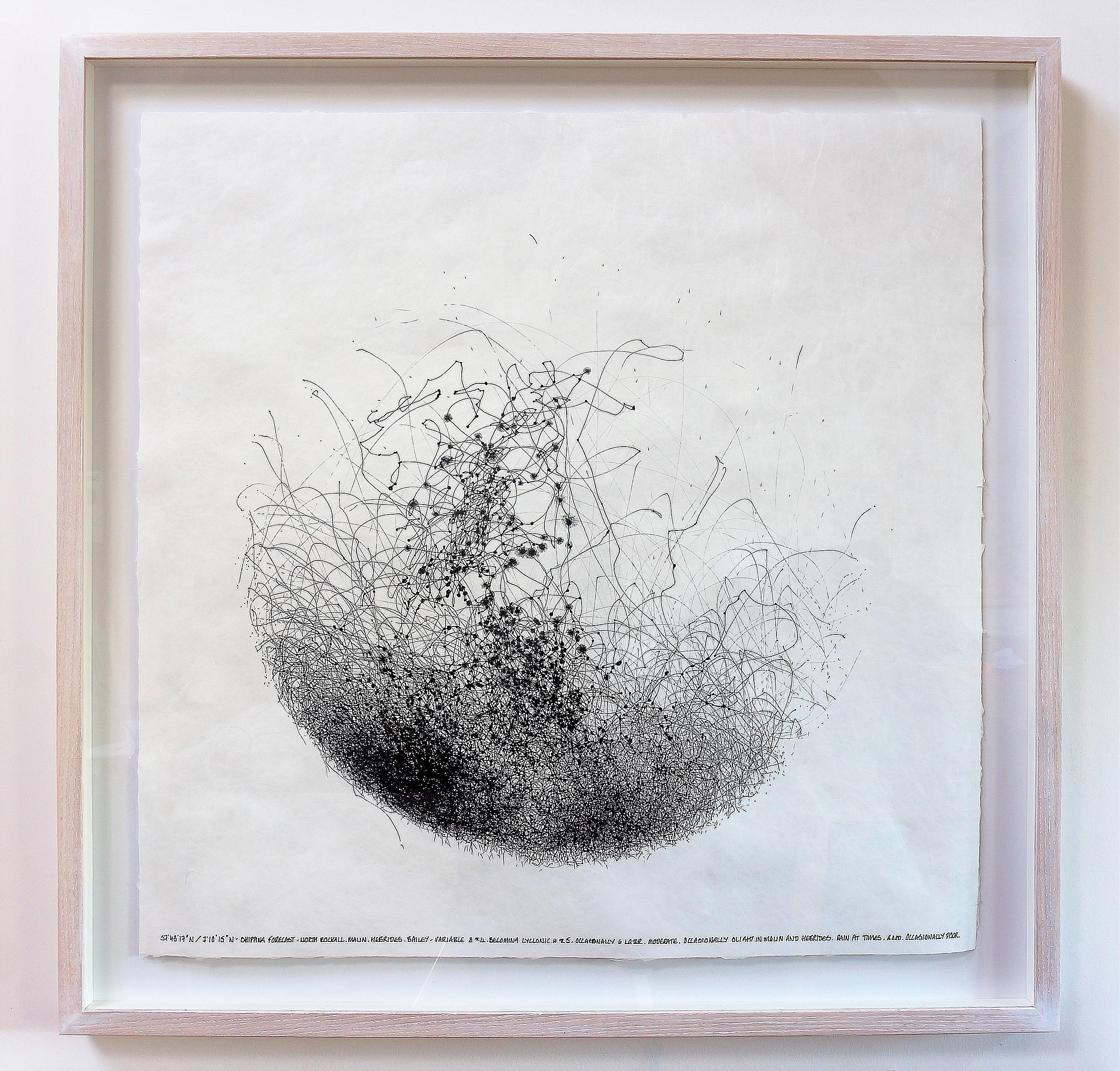 North Rockall Malin Hebrides Bailey - Wind drawing 1