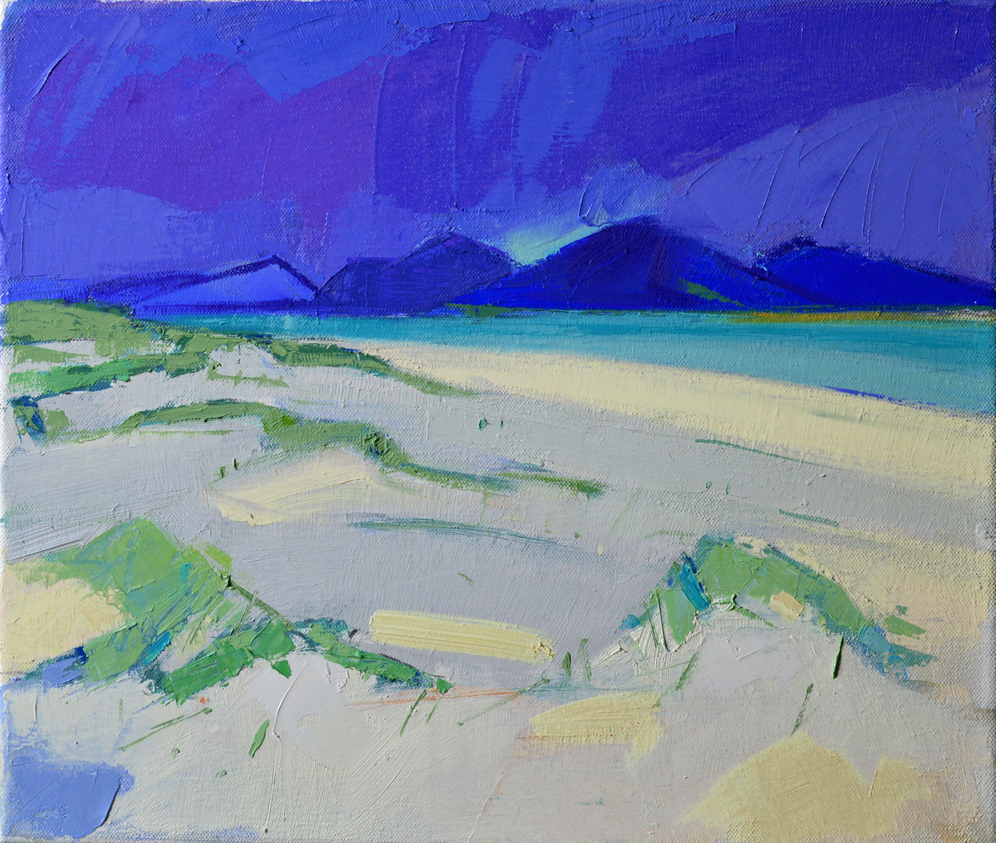 Sand and Sea, Harris