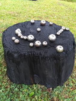 Steel Balls and Burnt Oak,