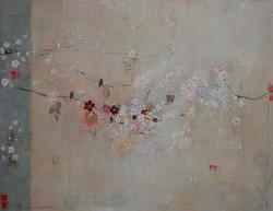 White Blossom Fresco
