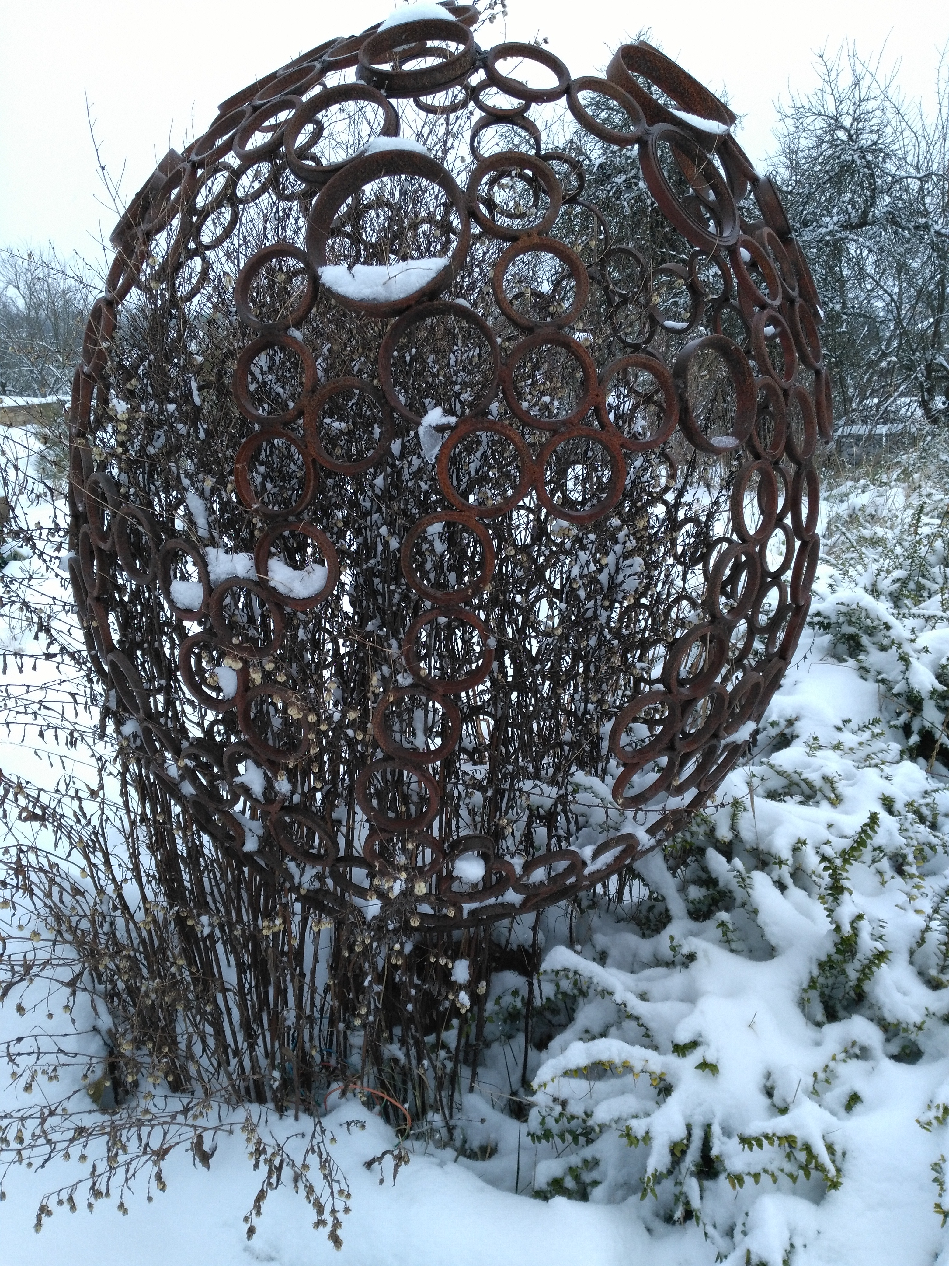 Circle (in winter)