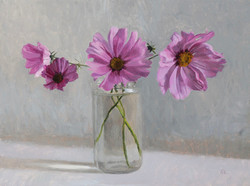 Cosmos in a Glass Jar