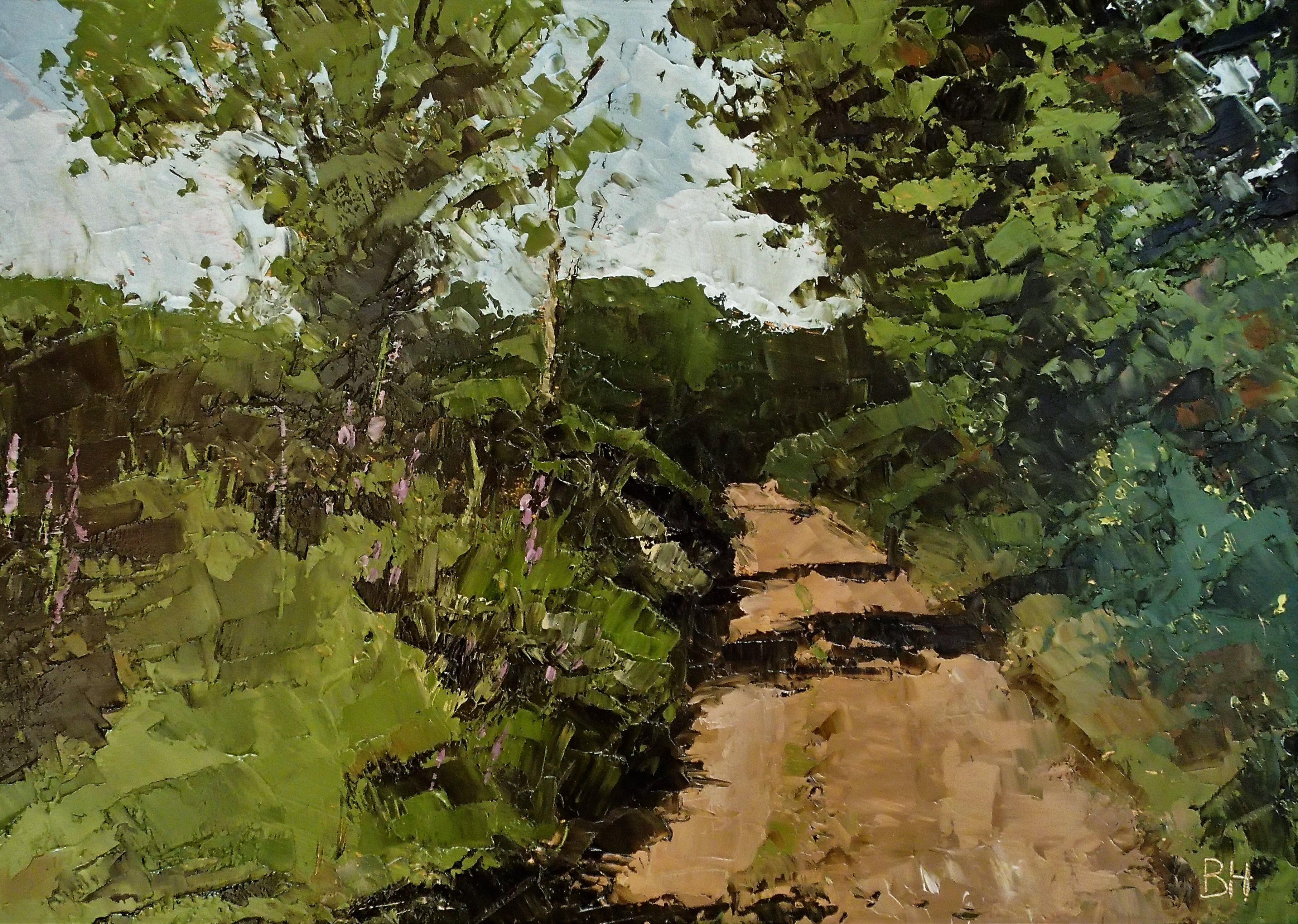 Lane in June