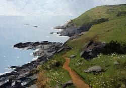 Coast path, Spring