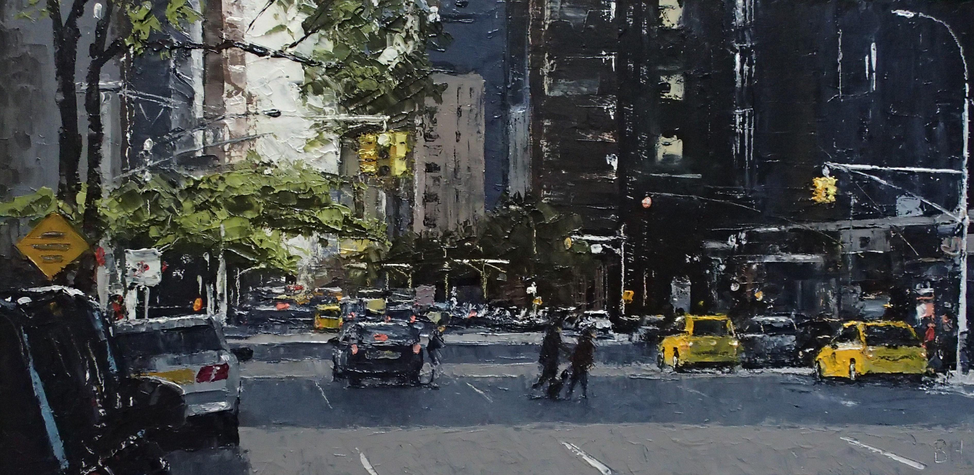 Yellow and Black - New York City