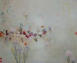 Fresco Floral I