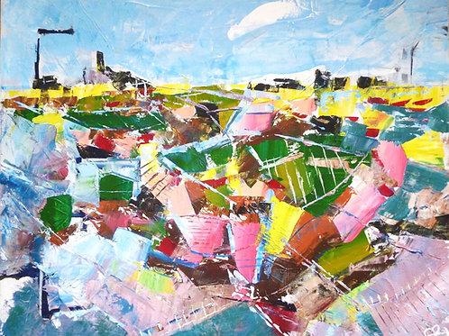 Farmland of the Vale of York, Steve Williams