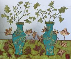 Plum Blossom Vases
