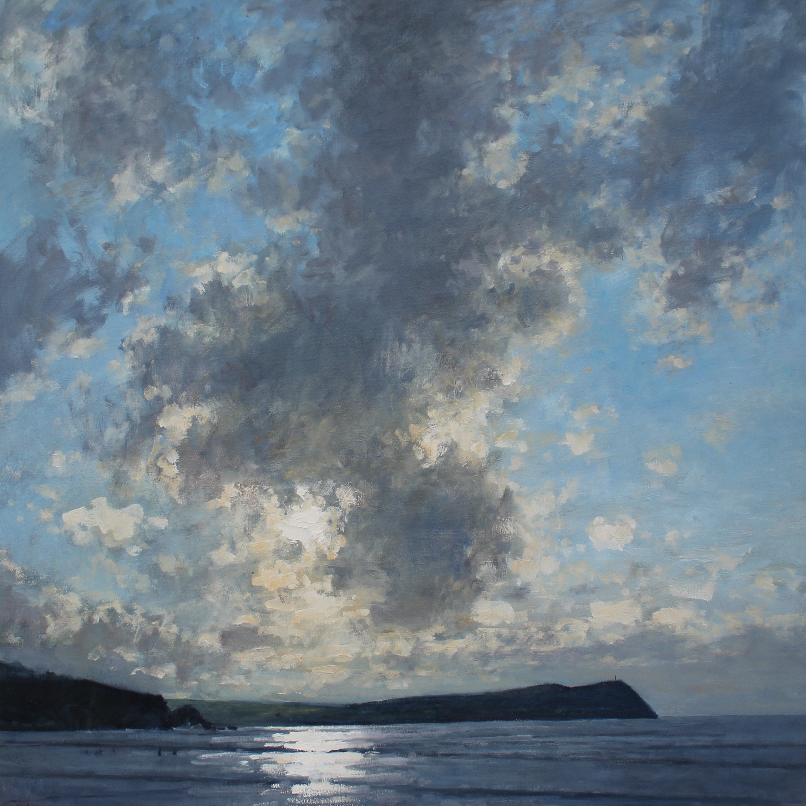 Sun Behind the Clouds, Polzeath