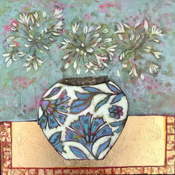 Agapanthus Vase