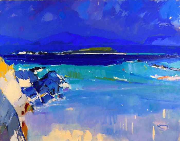 The Wave, Iona