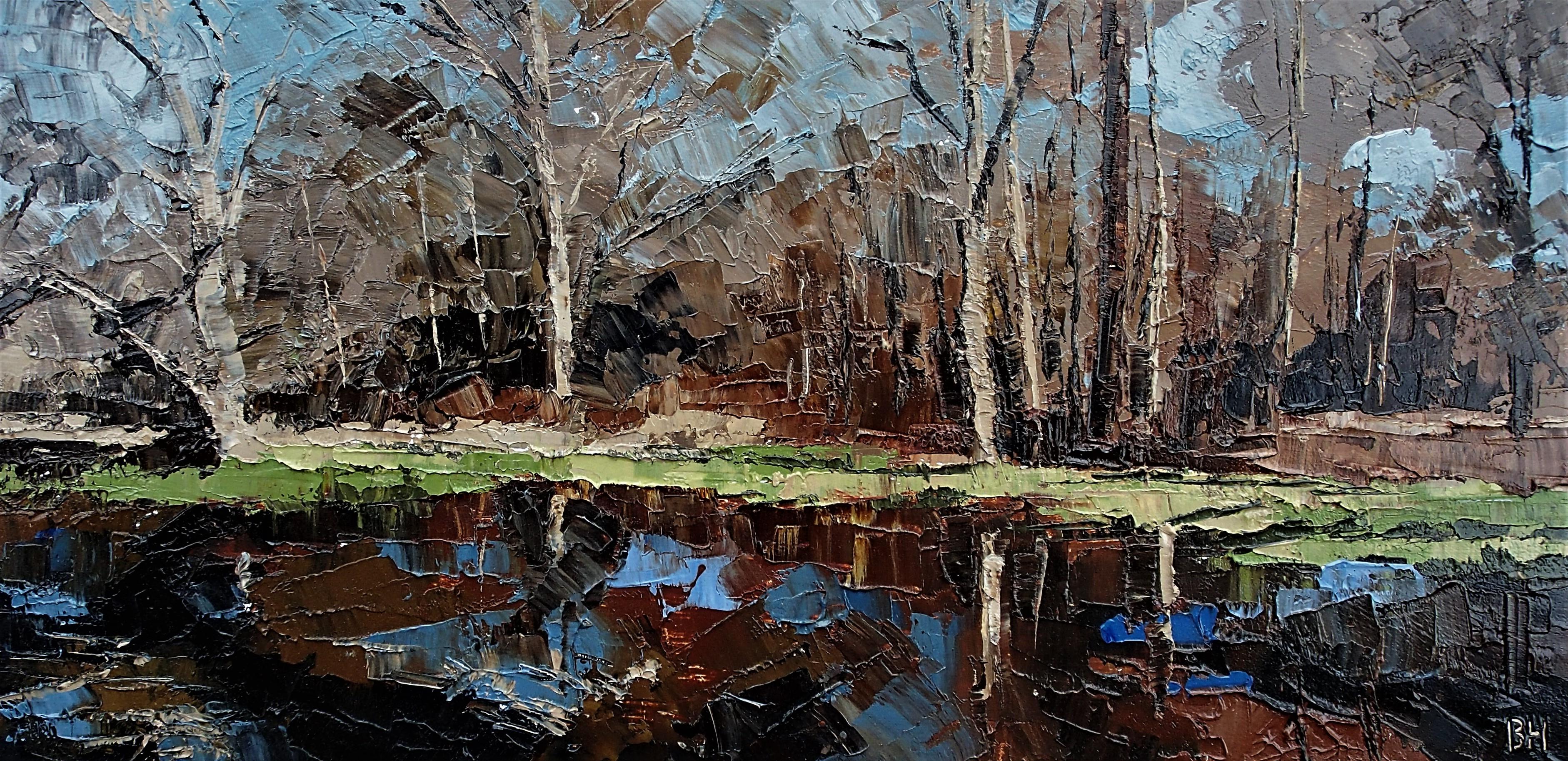Pond at Ashridge