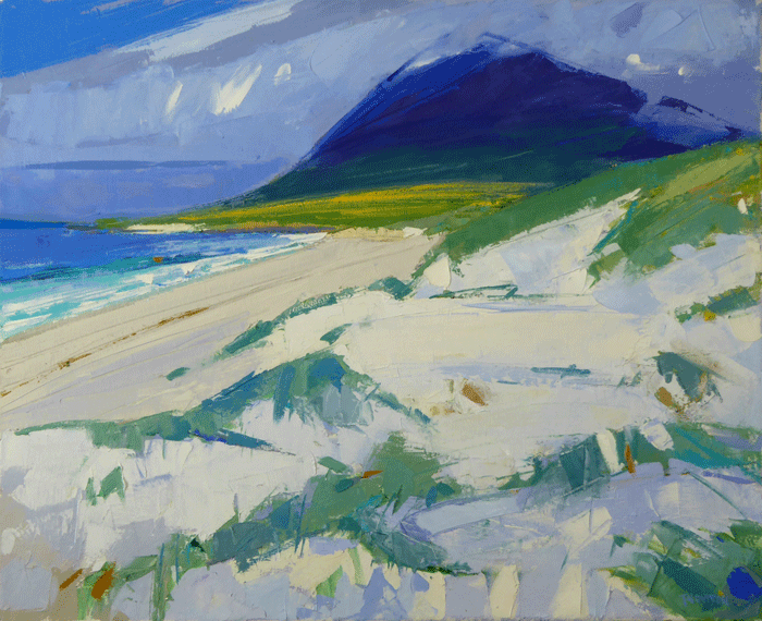 The Beach at Northton, Harris