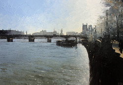 Late Afternoon Light, Westminster