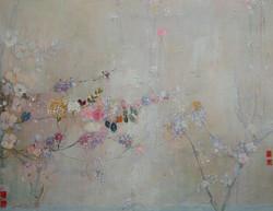 Blossom Tree & Orchid