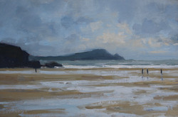 Wet Sands, Porth Cornwall