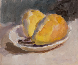 Study of yellow pears