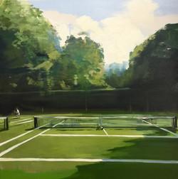 Open Court (grass)
