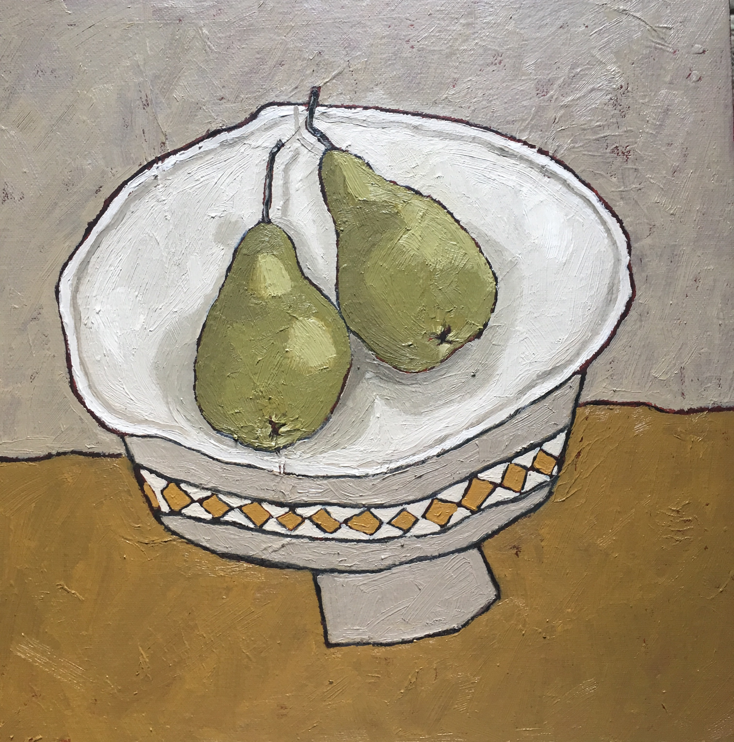 Two Pears,
