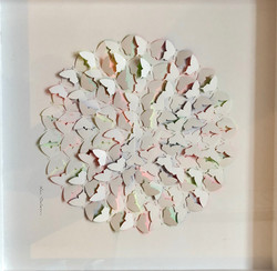 Butterflies (40 x 40)