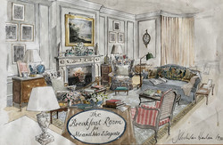 The Breakfast Room, Henley on Thames for Mr and Mrs Stuart Sapcote, 1996