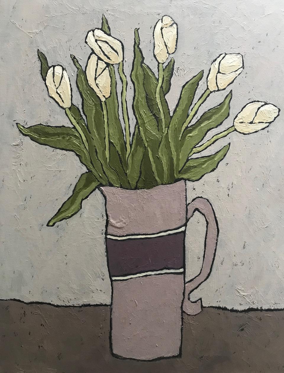 Mauve Tulips