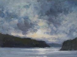 Sun Through the Clouds, Porth