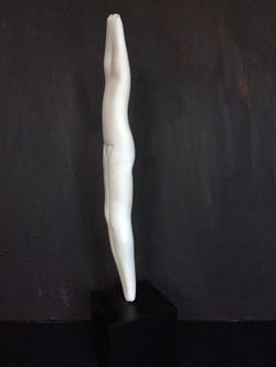Totem (Cycladic Figure No.2) [side]