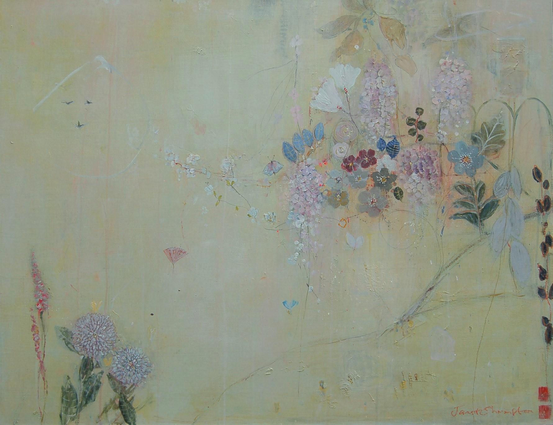 Chrysanthemum & Blossom
