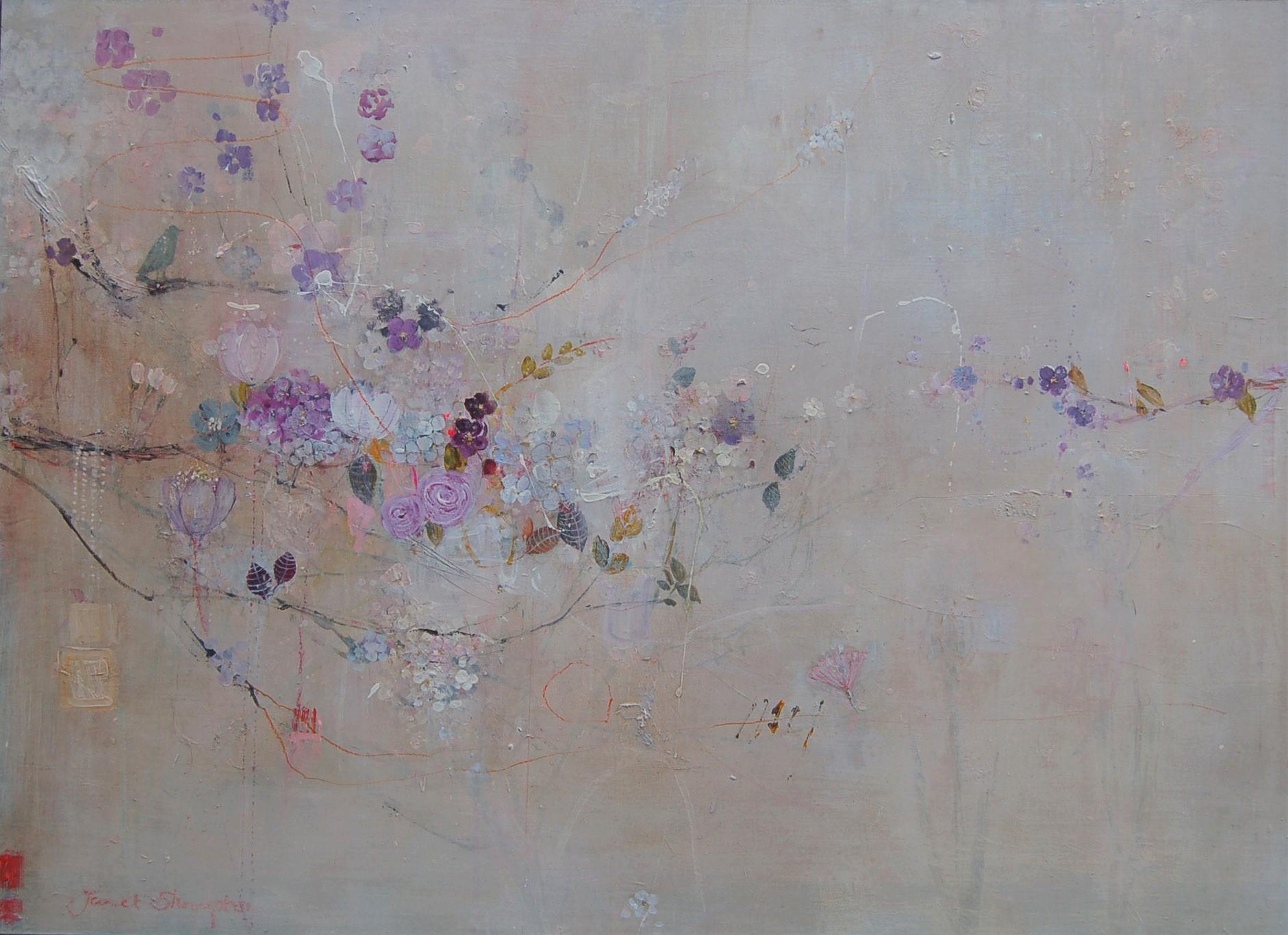 Antique Blossom II