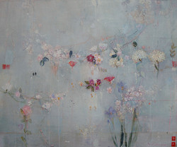 Iris fresco I