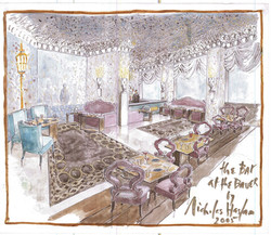 The Bar at The Bauer Hotel, Venice, 2005