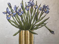 Iris Pot,