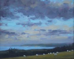 View Across Lyme Bay 106