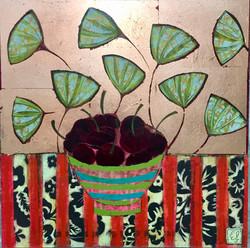 Seed Heads & Cherries