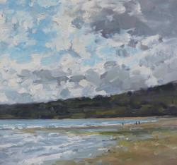 On the Beach, Charmouth