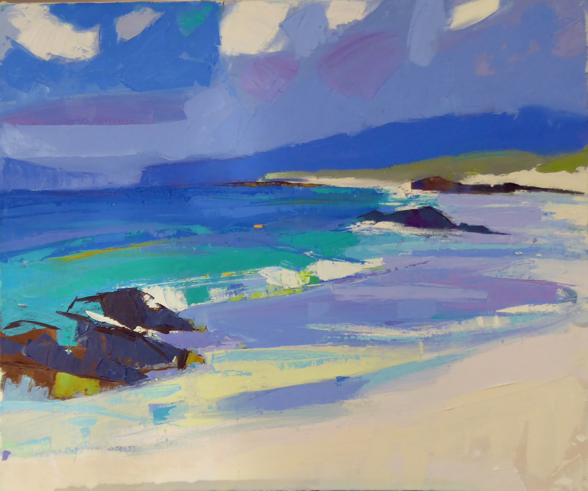 Summer Surf, Iona