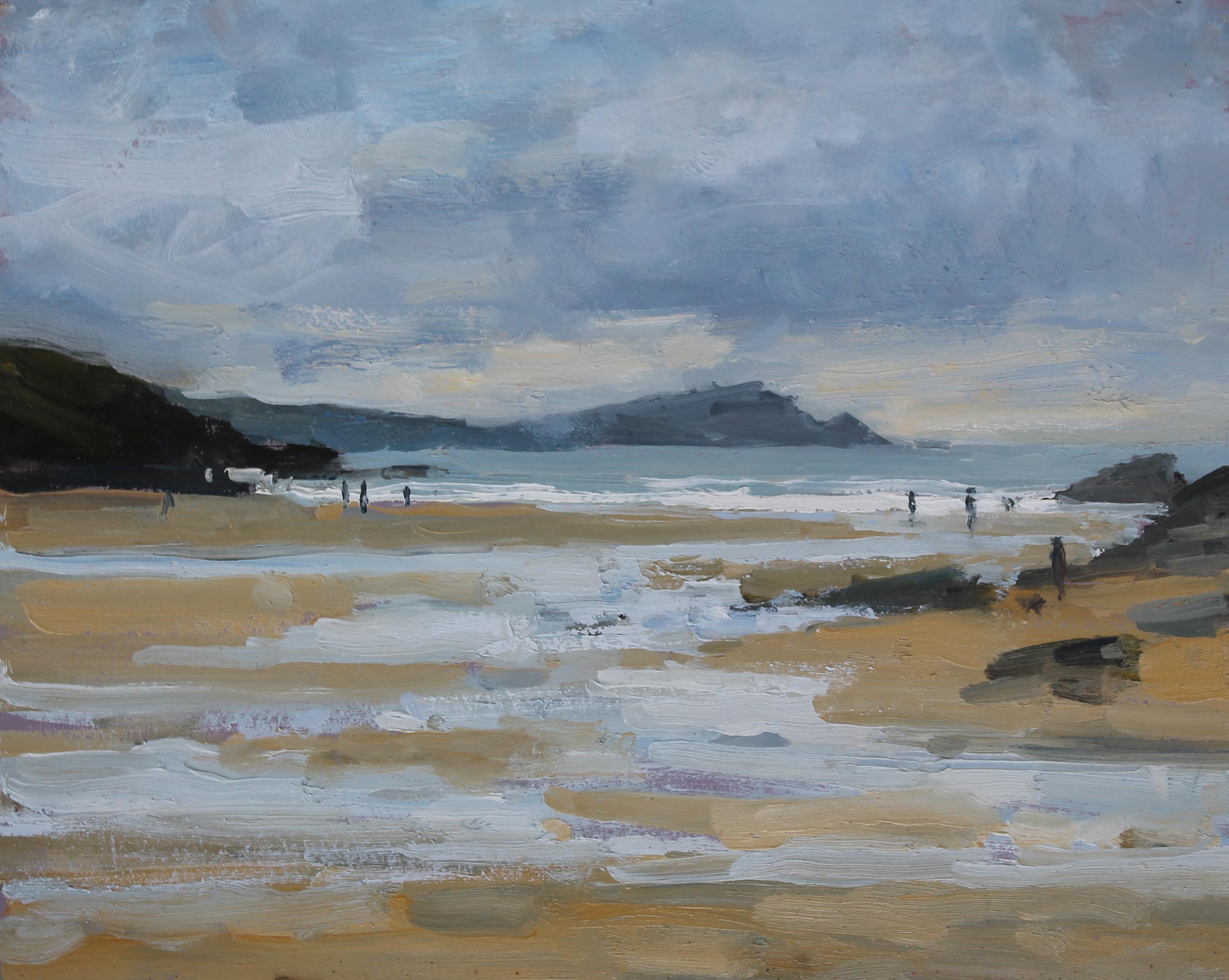 Low Tide, Porth Beach