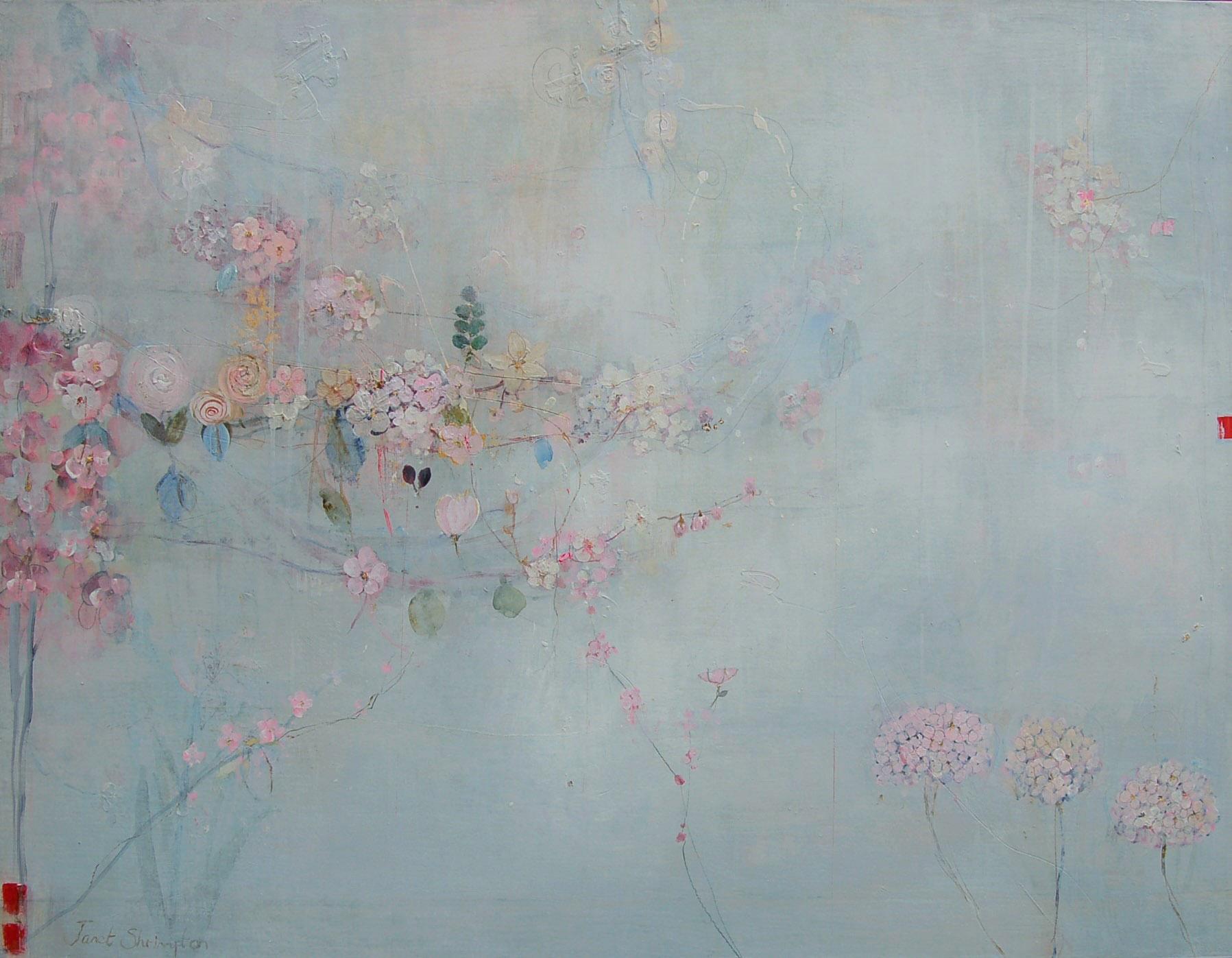 Blossom & Rose Fresco