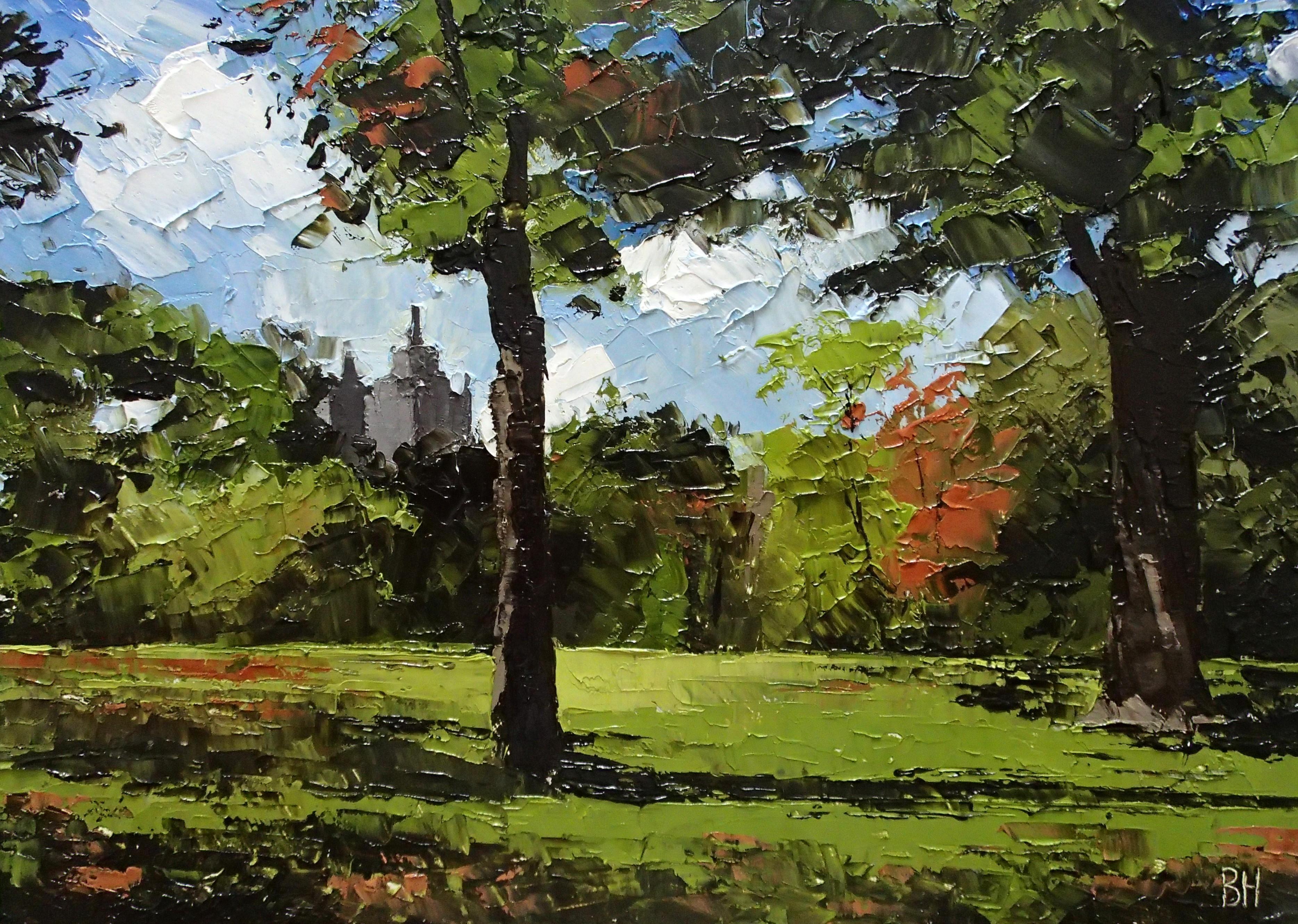 Early Autumn, Central Park