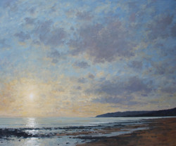 Soft light at Charmouth